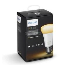 Philips Hue Baltās gaismas ambiance spuldze A19 E27