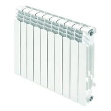 Alumīnija radiators 98x432x240mm