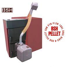 BSHPellet 4 Komplekts Granulu katls BSH 4 + SUN P7 N + Bunkurs 195L