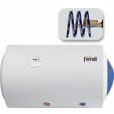 Kombi.boiler. 150 l horizontalais Calypso MT