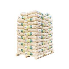 Kokskaidu granulas 6mm PREMIUM 15kg/maiss (64 maisi/1 palete)